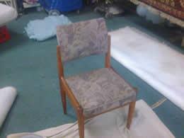 Chaircleaned